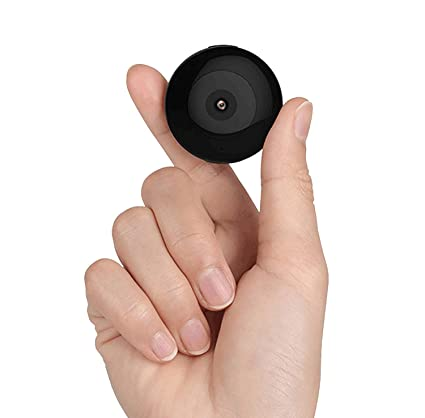 C-Xka Mini cámara espía WiFi, cámara Oculta con aplicación de teléfono, cámara