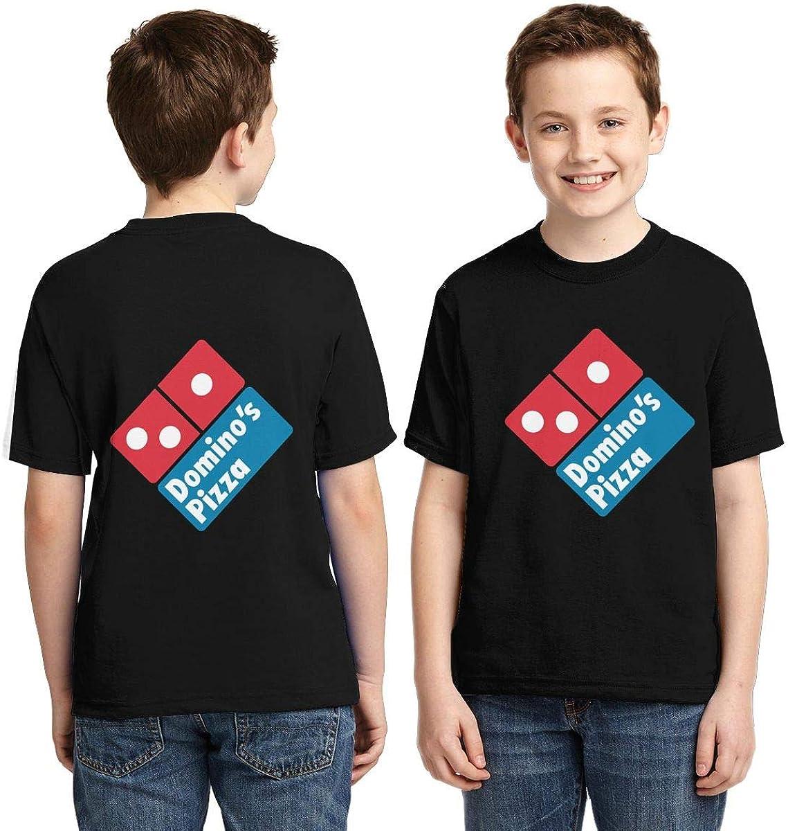 Yangyingb Boys,Girls,Youth Dominos Pizza T Shirts