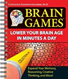 Brain Games #3: Lower Your Brain Age in Minutes a Day (Brain Games (Unnumbered))