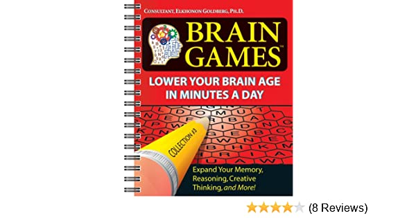 Brain Games 3 Lower Your Brain Age In Minutes A Day Brain Games