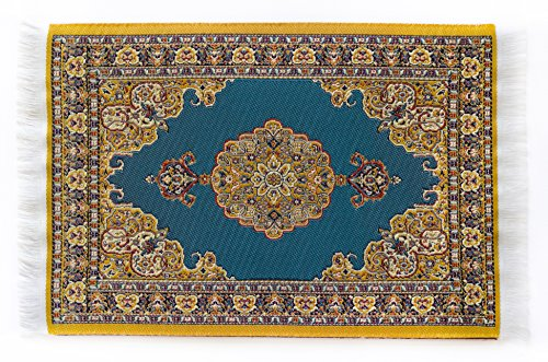 Oriental Carpet Mousepad - Authentic Woven Carpet - SAMARAKANT Design Photo #7