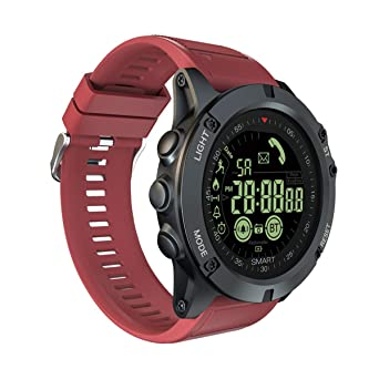 Sport Smart Watch Hombres Mujeres Luminoso podómetro Digital ...