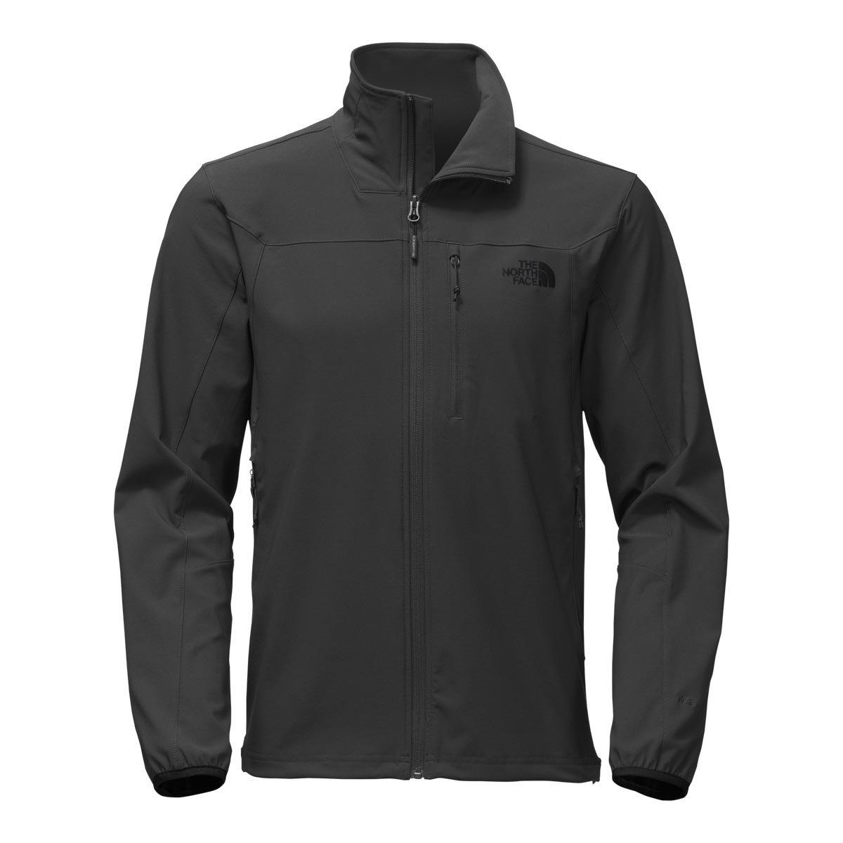The North Face Men's Apex Nimble Jacket Asphalt Grey - XL by The North Face (Image #1)