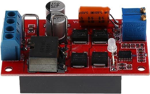 Mppt Solar Panel Controller Battery Charging Board 1 100w 5a 9v 12v 18v 24v Solar Power Energy Amazon Ca Home Kitchen