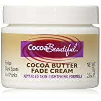 Cocoa Beautiful Cocoa Butter Fade Cream, Advanced Skin Lightening Formula | 2.7...