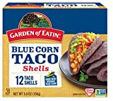hard taco shells - Garden of Eatin' Blue Corn Taco Shells, 12 Count