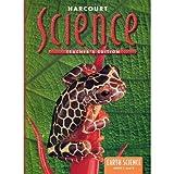 img - for Harcourt Science, Units C & D, Grade 5, Teacher Edition by Robert M. Jones (2000-12-23) book / textbook / text book