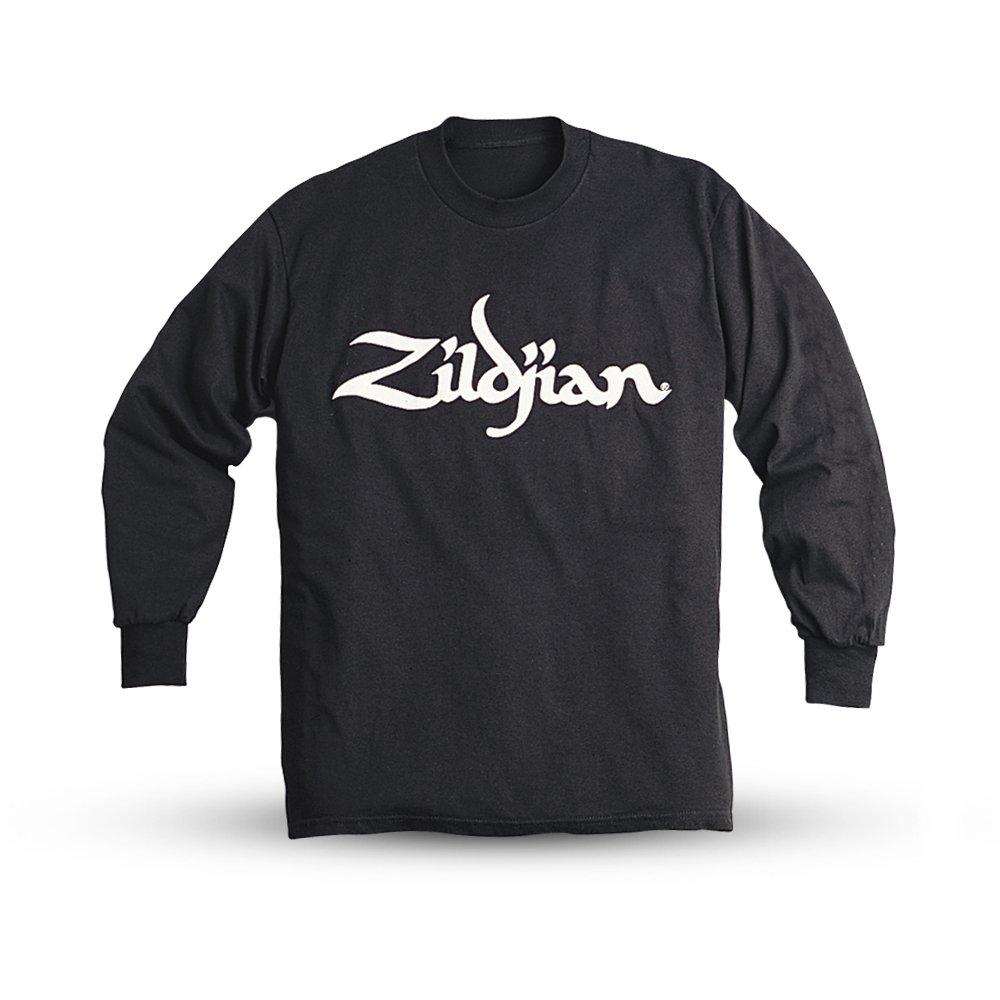 Zildjian Long Sleeve T-Shirt XL(Black) Avedis Zildjian Company T4124