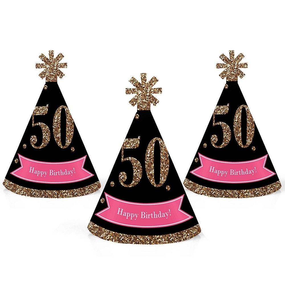 Amazon Chic 50th Birthday