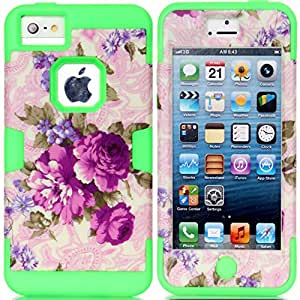 5C Cute Cases,5C Phone Case,Kaseberry Fashion Cute Hard Skin Slim Case for iPhone 5C 0006