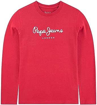 Pepe Jeans New Herman Jr Camiseta para Niños