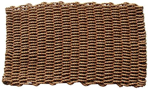 (Geo Crafts PP Mariner Doormat, 36 by 72-Inch, Beige)