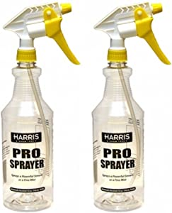 HARRIS Professional Spray Bottles (2-Pack)