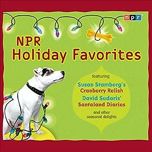 NPR Holiday Favorites Radio/TV Program