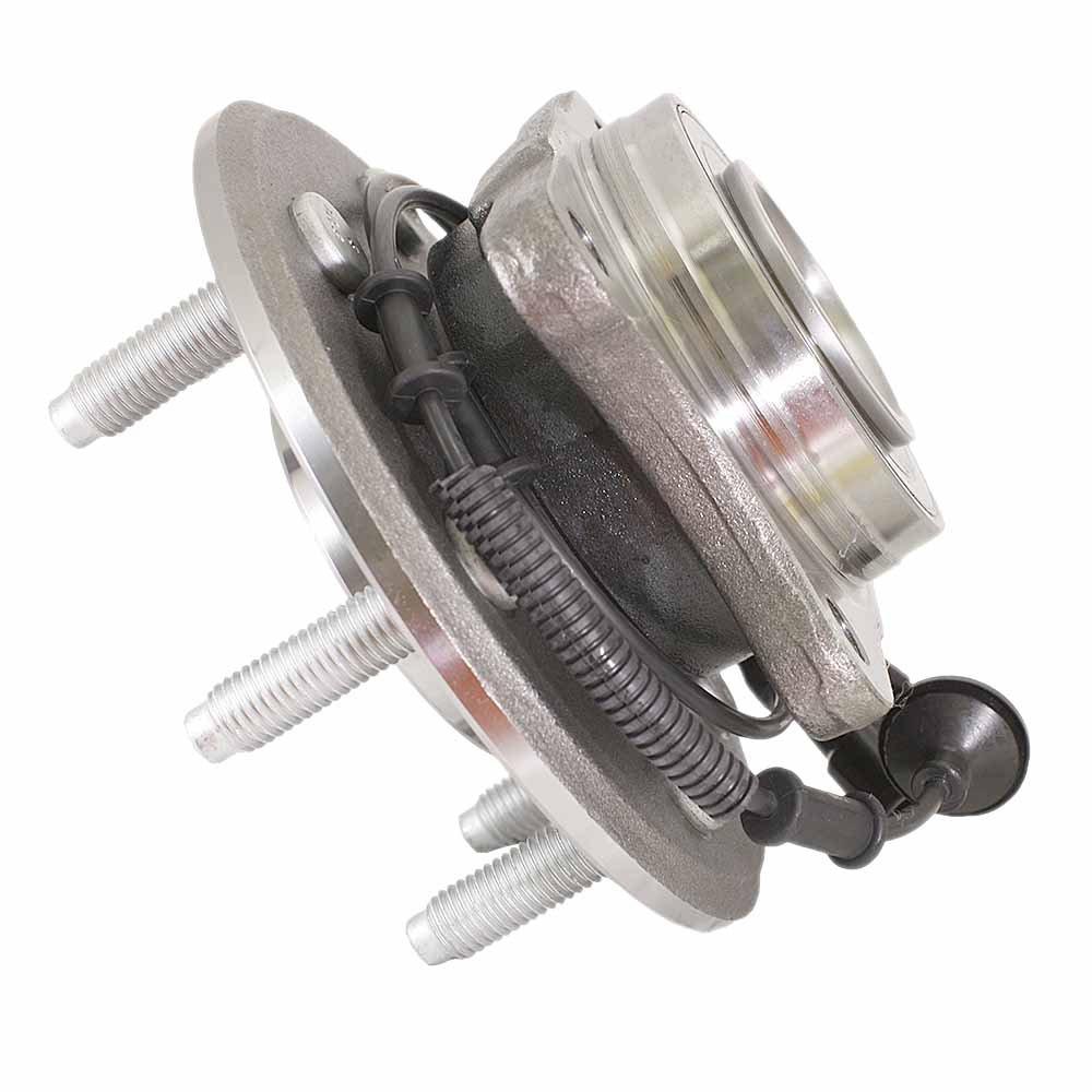 Brand New Rear Set Wheel Bearing Hub Assembly Pair LG541001