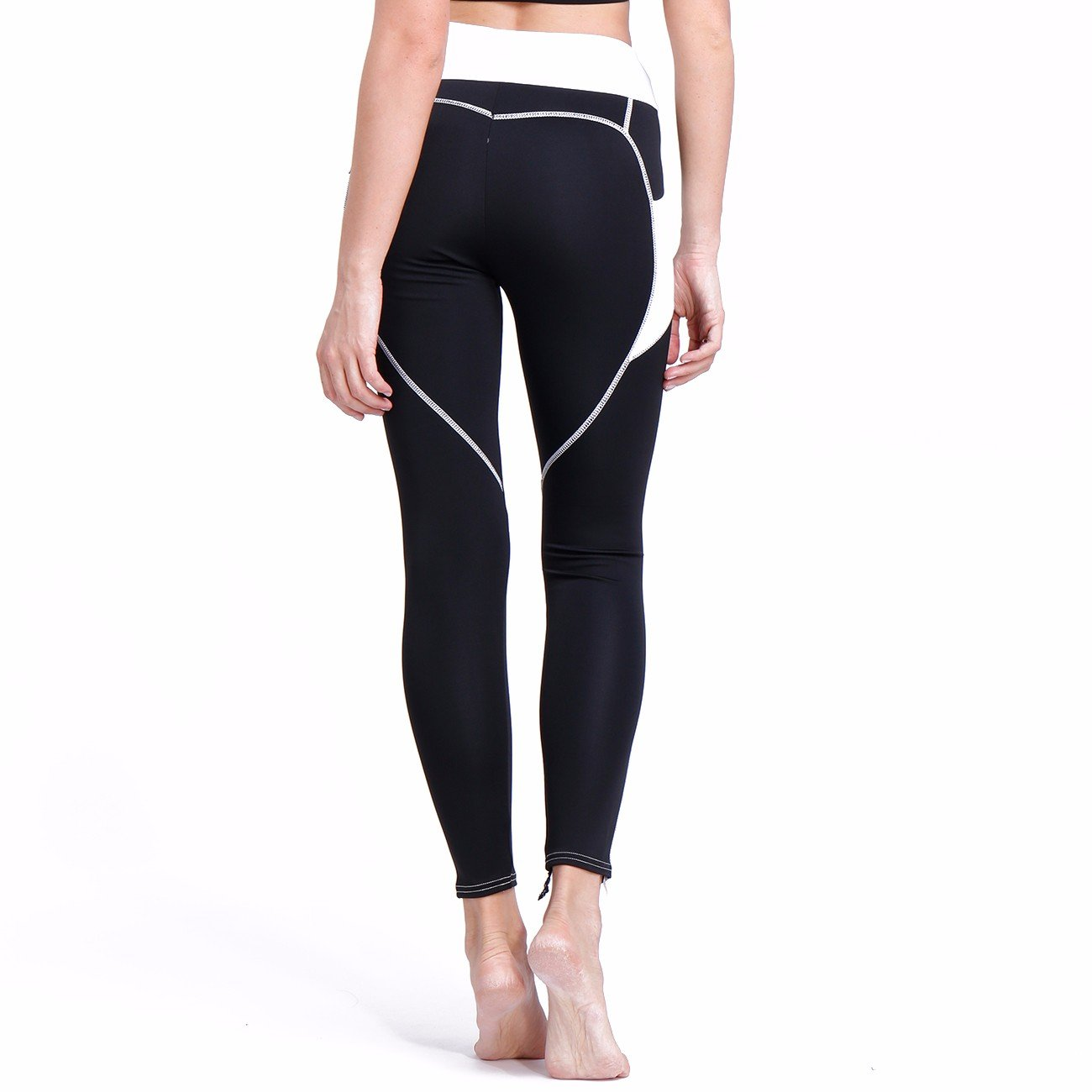 2018 Hot! Women's Fitness Leggings Workout Yoga Pants Capris Stretch Sportwear CFR