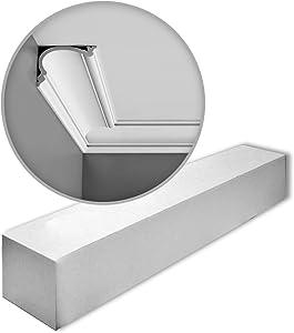 1 Box 12 Pieces Cornices Mouldings 24 m Orac Decor C341 LUXXUS