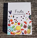 FRUITS FLASH CARDS 适合幼童