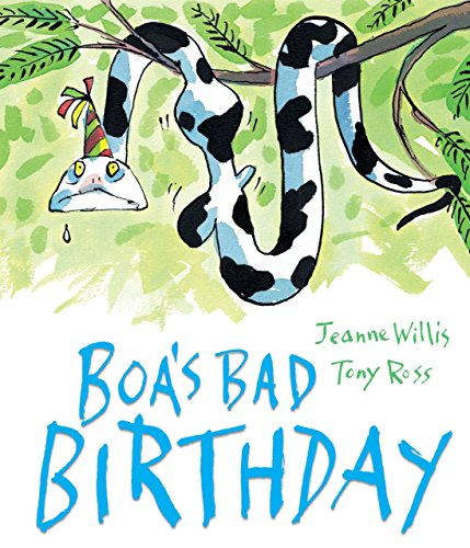 Boa's Bad Birthday (Andersen Press Picture Books (Hardcover))