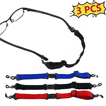 Correas flotantes para gafas de sol y soporte para anteojos ...