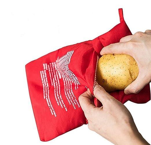 Homekit - Bolsa de microondas para cocinar patatas (3 unidades ...