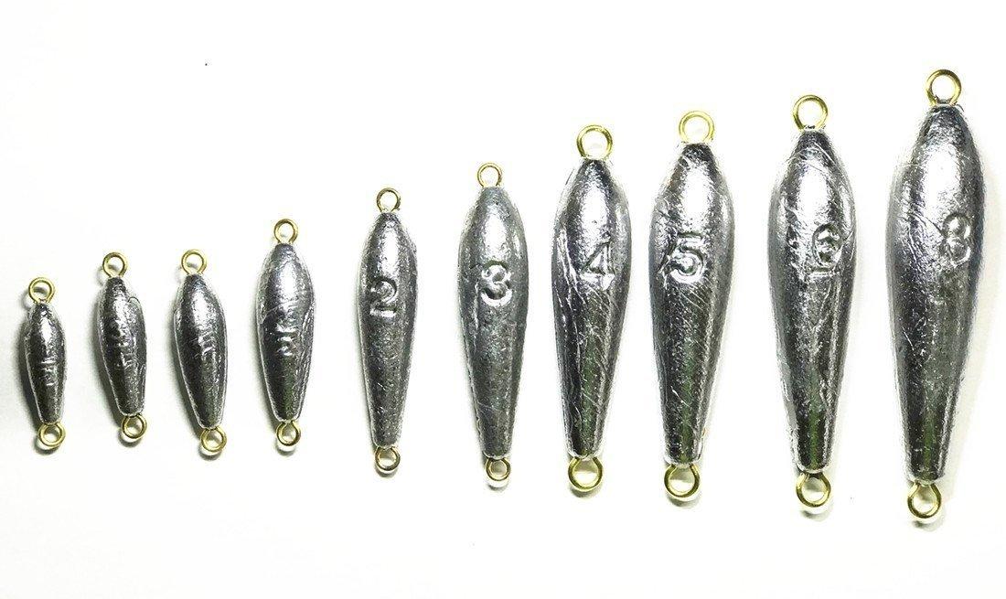 人気デザイナー Kathy Store 53 INC Torpedo Sinkers B074SBDK7H Each 1 1 1/2/2 Ounce -- 53 Each -- 5 LB, みさき健康食品:6413e7a7 --- a0267596.xsph.ru