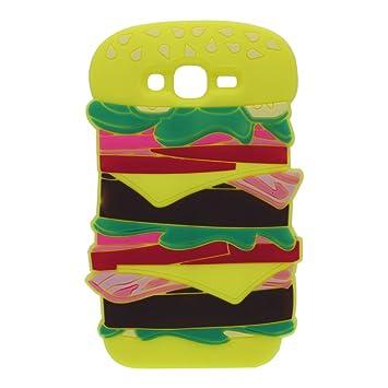 coque samsung j5 2017 hamburger