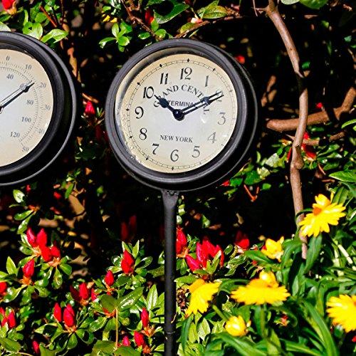 Beetstecker Garten-Uhr