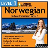 Instant Immersion Level 1 - Norwegian [Download]