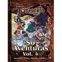 Só Aventuras - Volume 4