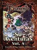 capa de Só Aventuras - Volume 4