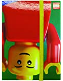 Lego - Cuaderno para colorear (West Design Products LE3101)