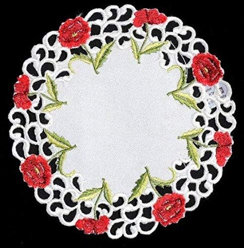 in a Poppy Design small Pair of Doilies