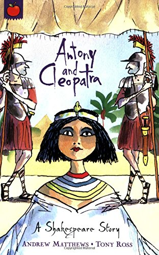 Book cover for Antony and Cleopatra