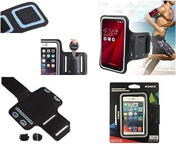 DFV mobile - Funda Profesional Brazalete Reflectante de Neopreno Premium de Brazo Deporte Correr y Gimnasio para Xiaomi Redmi Note Prime: Amazon.es: Electrónica