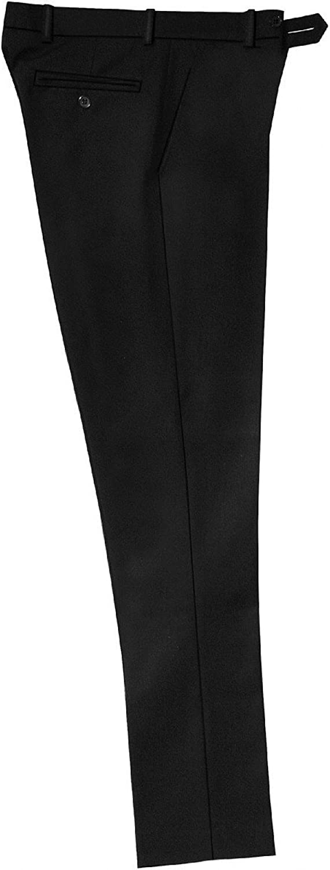 Slimbridge Trousers Black Banner Boys Slim Fit School Trousers