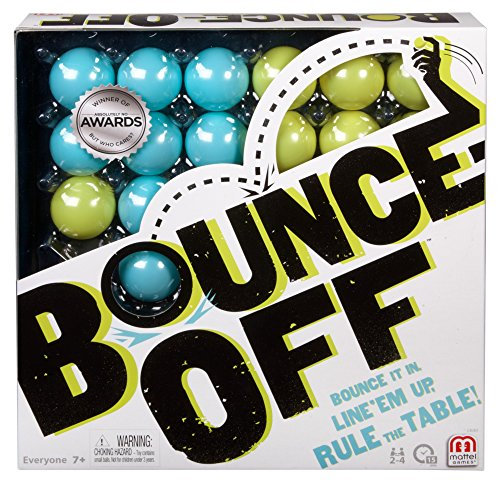 Mattel Bounce-Off Game (Board Game Free Ship)