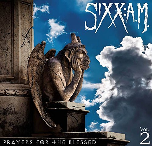 CD : Sixx:a.M. - Prayers For The Blessed (CD)