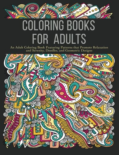 Coloring Books Adults Featuring Relaxation product image