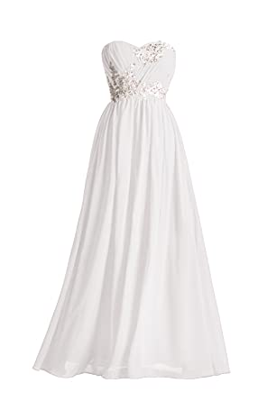 Bridesmaid Dress Long Special Occasion Gown Formal Dresses For Women Lace Prom Dresses, Color Ivory