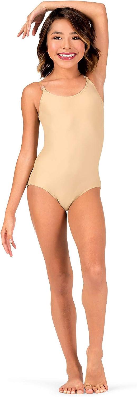 Natalie Nude color leotard