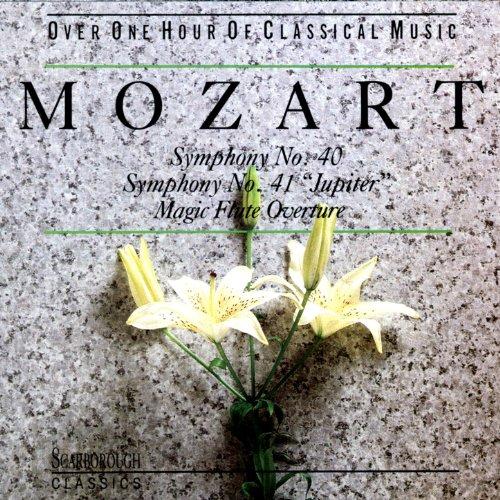 Mozart Symphonies 40 Amp 41 Magic Flute Overture By
