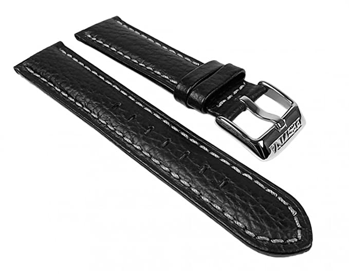Festina F16537/2-Band - Correa para reloj, piel, color negro: Amazon.es: Relojes