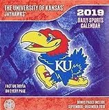 Kansas Jayhawks 2019 Calendar