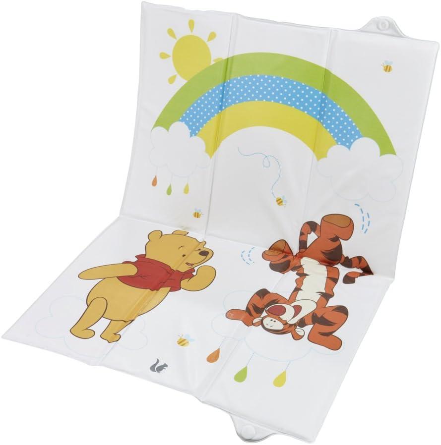 Fasciatoio da viaggio OKT Kids 18500100084 motivo Winnie Pooh colore: Bianco