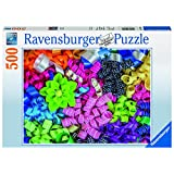 Ravensburger Colorful Ribbons Jigsaw Puzzle (500-Piece)