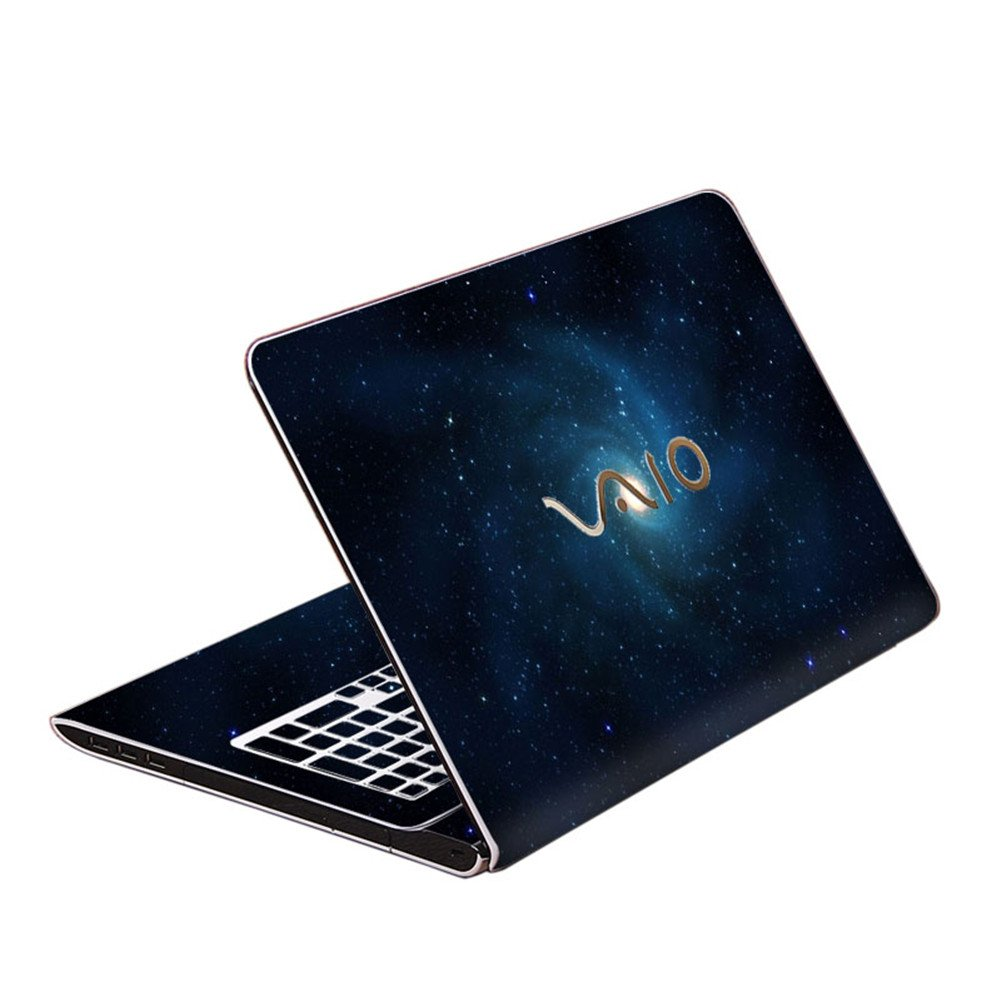 Amazon.com: Protective laptop notebook cover wrap Removable Decal Skin Sticker for Sony VAIO E15: Computers & Accessories