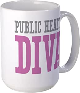 Amazon.com: CafePress Public Health DIVA Mugs Coffee Mug ...