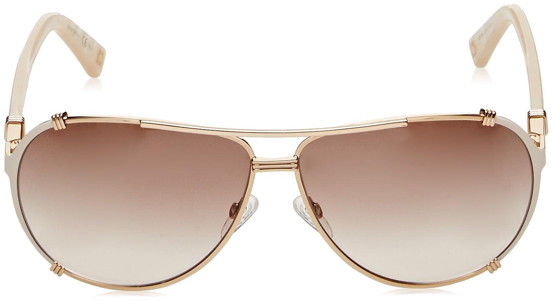 Christian Dior Damen Sonnenbrille DIORCHICAGO2 FM Upu, Pink (Rsgdivo Pkmo/Brown Violet Sf), 63