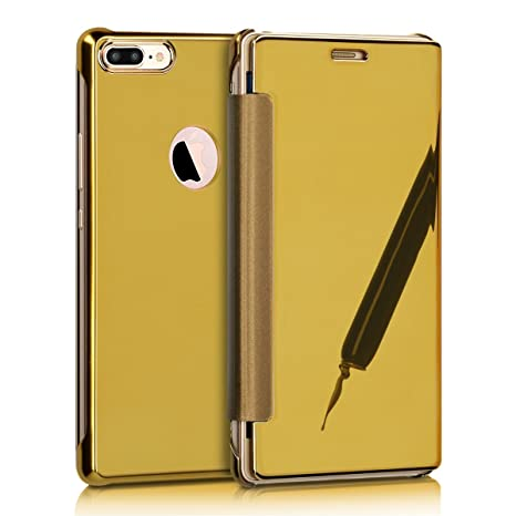 custodia iphone 8 libro specchio